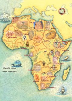 Rock Art Afrikassa