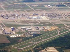DFW airport was a nightmare.  You better hope you have sometime between connecting flights to get from one end of the airport to another.