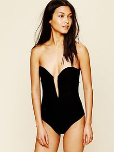 free people deep plunge