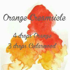"YOLI "" Orange Creamsicle"" Diffuser Blend"