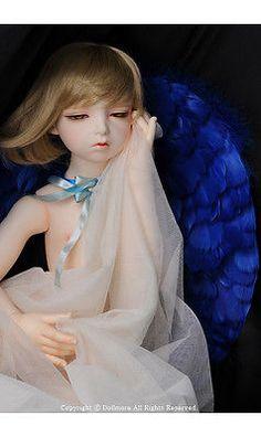 DOLLMORE-BJD-NEW-Lusion-Doll-Dreaming-Dahlia-MAKE-UP