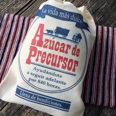 SPANISH Pioneer Gift Bags - PIONEER SUGAR Sacks