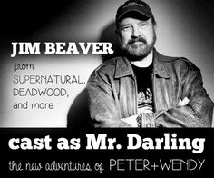 """If you love Peter Pan and Supernatural, the you should check out """"The New Adventures of Peter and Wendy - Season on Indiegogo! This is an awesome show and we need more backers to make season 2 (and Peter And Wendy, Peter Pan, Osric Chau, Jim Beaver, Bobby Singer, Mark Sheppard, September 8, Great Films, Web Series"""