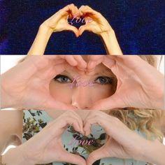 Taylor Swift 'Love Love Love' Edit