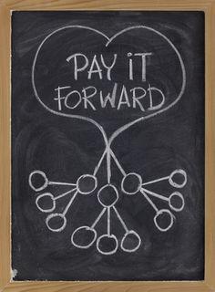 Pay it forward homework
