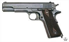 M1911 권총 (콜트 45 자동권총) :: 네이버캐스트