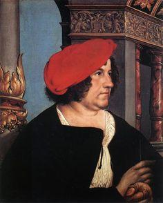 Πορτρέτο του Γιάκομπ Μάγερ (1516)