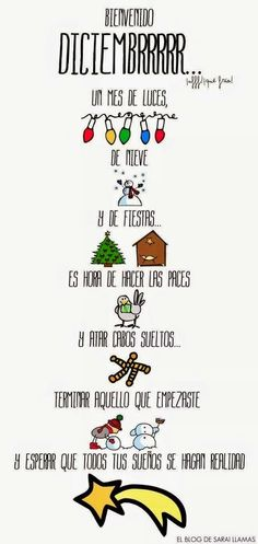 Mexican Christmas, Little Christmas, Christmas And New Year, Front Door Christmas Decorations, Christmas Themes, Spanish Classroom, Teaching Spanish, Nouvel An Citation, Moment Of Silence