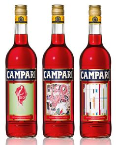 Campari: The ultimate in sophisticated cool. A sit back and relax kind of drink. - David, Germany