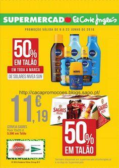 Promoções Supermercado El Corte Inglês - novo Folheto até 23 junho - http://parapoupar.com/promocoes-supermercado-el-corte-ingles-novo-folheto-ate-23-junho/