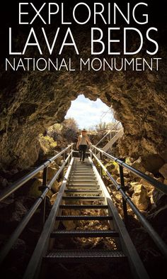 Lava Beds National Monument Guide: Caves, Buttes & Lava Fields - California Through My Lens Crater Lake National Park, National Parks, Monument National, Places To Travel, Places To See, California Dreamin', Northern California, Klamath California, California Vacation