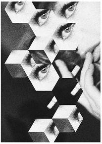 olhos geométricos