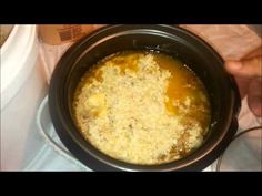 Beeswax Processing Part 2 - simple cleaning, filtering, melting and rendering wax cappings at home - YouTube