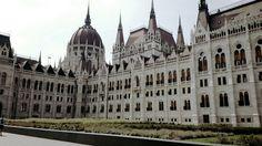 Parliament building, West view