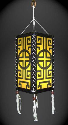 Chinese Lattice Lantern