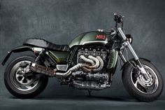MR3 by Mr Martini, Triumph Rocket 3. So love this bike.