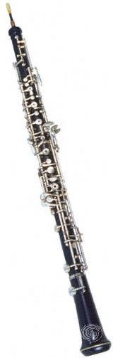 Oboe!    -one of the instruments I would have switched to If I didn't switch to Baritone-