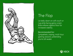 How do you play #Xbox? #TheFlop #PlayStyles . gaya gw banget