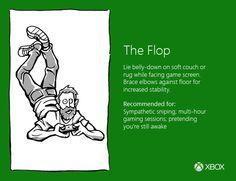 How do you play #Xbox? #TheFlop #PlayStyles . gaya gw banget