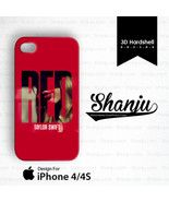 Red Taylor Swift Design For iPhone 6 - Consumer Electronics