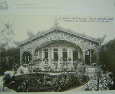 Belém antiga-Casa de Antônio Lemos