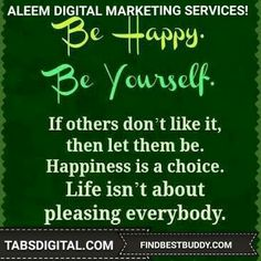 Once you replace negative thoughts with positive ones, you'll start having positive results.  Happy #Wednesday!   ALEEM DIGITAL MARKETING SERVICES!   http://tabsdigital.com  http://findbestbuddy.com