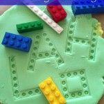 Make a Lego Letter Practice Activity
