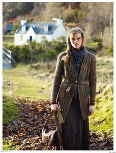 Nordic Tweed by Rowan. Discover more Books by Rowan at LoveKnitting. We stock patterns, yarn, needles and books from all of your favorite brands. Tweed, Rowan, Celtic, Scottish Fashion, English Country Style, How To Purl Knit, Cozy Sweaters, Nordic Sweater, Nordic Style