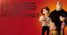 Movies that Build Faith & Family