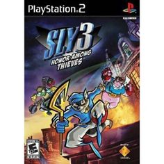 Sly 3: Honor Among Thieves - Greatest Hits (PS2)