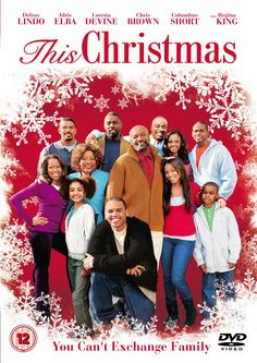Regina King and Laz Alonso in This Christmas (2007) | This ...