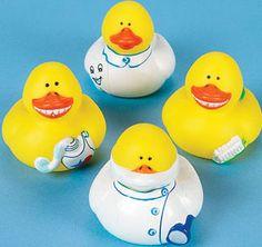 Dental duckies