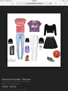 Being a teen is not that easy. The extra concern you have is that you cant  decide which outfit is the right for you and also appropriate for school. 88ef48aa0