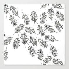 Black leaves Canvas Print by martadehojas Black Leaves, Canvas Prints, Art Prints, Shop, Art Impressions, Photo Canvas Prints, Fine Art Prints, Art Print, Store