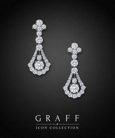 Graff Diamonds: Graff Icon Earrings