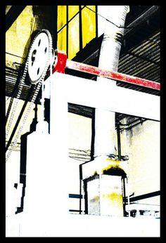 plakat - Fabrykant II