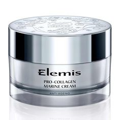Elemis Pro-Collagen Marine Cream Silver Edition 100ml ~ Elemis' number one selling anti-ageing moisturiser is celebrating 25 years of skincare excellence.  On sale now at Facial Co. for just $210. Hurry this offer won't last long!