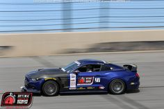 Cliff Elliott's 2016 Ford Mustang earned the GT class invite to the 2016 #OUSCI at PPIR. Learn more at www.optimainvitational.com