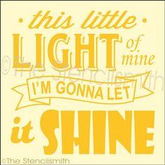 1993 - This little light of mine