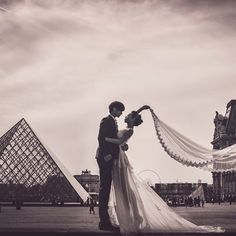 kenstudio.us / #weddings #pre-wedding #parisprewedding