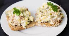 Śniadania - Niskokaloryczna pasta z tuńczyka