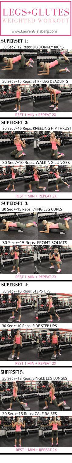 Premium Challenge Pack: Week 1 Workouts - Lauren Gleisberg