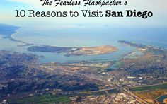 10 Reasons You Should Visit San Diego Visit San Diego, North America, Grand Canyon, Road Trip, Mexico, Canada, River, Usa, Outdoor
