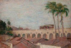 Eliseu Visconti, Arcos da Lapa, 1925