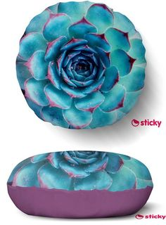 Cushion Cover SUCCULENT1 by Sticky!!!