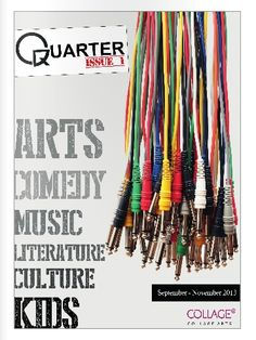 Quarter #1 - news and events from the Cultural Quarter in Haringey http://issuu.com/collagearts/docs/the_quarter__1