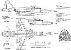 F-5 Brasil