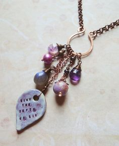 The Poets Talisman Series  And with your beauty by SihayaDesigns, $68.00