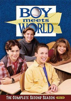 Boy Meets World - The Complete Second Season (2) (Boxset) DVD Movie http://www.inetvideo.com/collections/inetvideo-boy-meets-world-videos-on-dvd