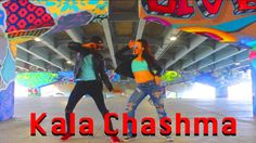 Kala Chashma | Baar Baar Dekho | Chase Constantino Choreography